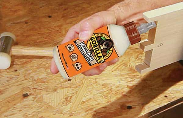 how long does gorilla wood glue take to dry
